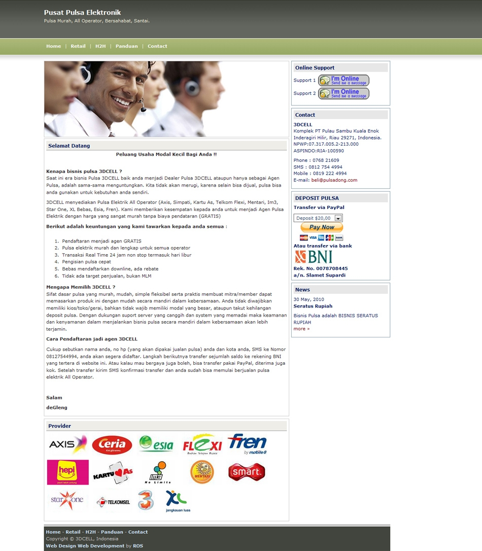 Image Result For Agen Pulsa Denpasar
